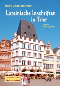 Lateinische Inschriften in Trier - 4